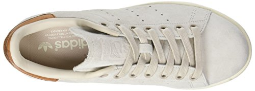 adidas Stan Smith, Baskets Basses Homme Beige (Clear Brown/Clear Brown/Off White)