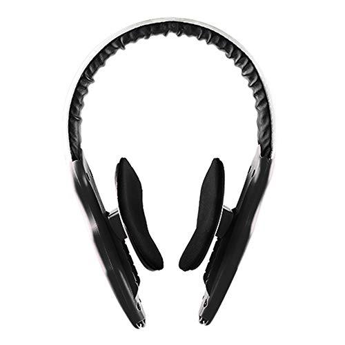 LCLrute Gesichts Muskel Trainer Facelifting Artefakt Gesicht heben Wangengurt Band Strap V-Line abnehmen Kinn schlanke Maske Gesicht Form (Schwarz)