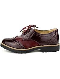 CALLAGHAN 20806.4 femme chaussures de ballerine taille 37 Bordeaux