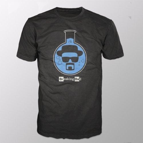Breaking Bad - Flask Kolben (Shirt L/Black)