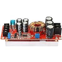 Tragbare 1200 Watt Konstantstrom DC Boost Converter Netzteil Step-up-Modul 10 V-60 V 20A Eingang 12 V-80 V Ausgang