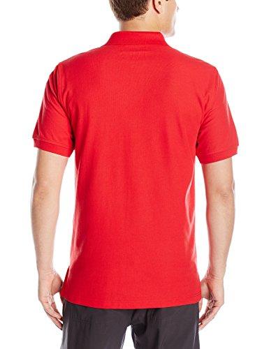 5.11 Utility Polo Shirt Range Red