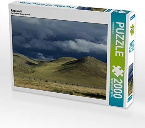 CALVENDO Puzzle Regenzeit 2000 Teile Lege-Grsse 90 x 67 cm Foto-Puzzle Bild Von Brack Roland | La Qualité Primacy