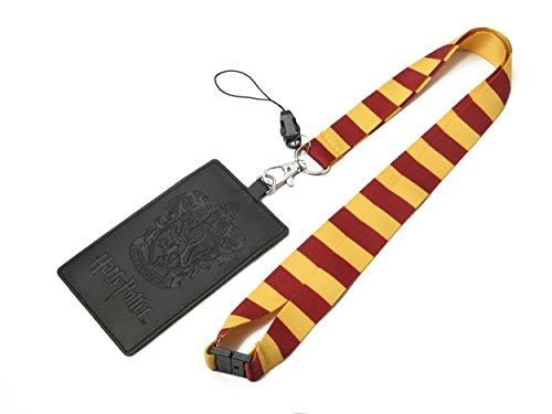 Harry Potter Gryffindor ID Badge Lanyard
