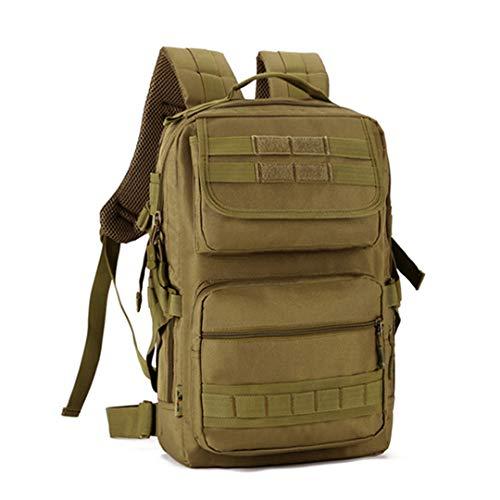 Taktische Rucksack Reise Wandern Reiten Jagd Umhängetaschen Umhängetasche Messenger Bag Camouflage Khaki Other ()