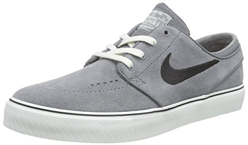 Nike Zoom Stefan Janoski, Scarpe da Skateboard Uomo Grigio (Grau (Cool Grey/Black/Summit White/Team Red))
