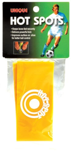 unique-sports-soccer-hot-spots-shoe-lace-cover-yellow