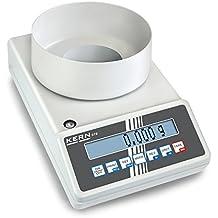Balanza de precisión [Kern 572-30] Aparato multiuso, p. ej. como balanza de laboratorio, balanza cuentapiezas, balanza de control, Campo de pesaje [Max]: ...