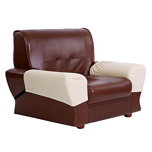 Zerone Sesselbezug, 2 Stück, wasserdichte Bezüge zum Schutz von Sessel, Sofa, Armlehnen,...