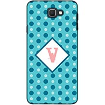 Samsung Galaxy OnNxt (Monogram with Letter V)