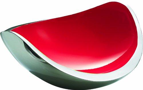 Bugatti Italienische-Top-Marke Designer Obstschale Ninna Nanna in rot
