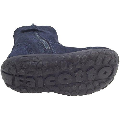Naturino Dukat, Chaussures Marche Mixte Bébé bleu foncé (blue)