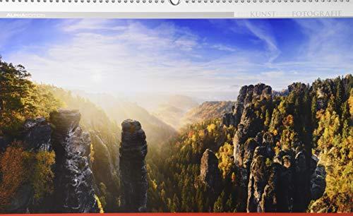 Die Kunst der Fotografie - Landschaft 2019 - Bildkalender quer (50 x 34) - Landschaftskalender - Naturkalender