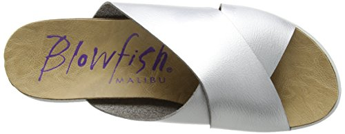 Blowfish Ashbury Damen Sandalen Silber (Silver)