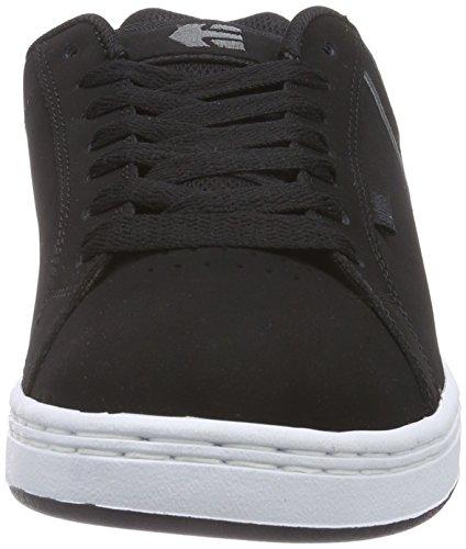 Etnies Fader, Sneakers Basses homme -, Gris (Black/White/Grey)