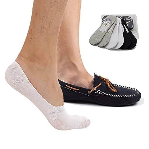 No Show Socks 8BESS GIFT Mens Socks Low Cut Non-Slip