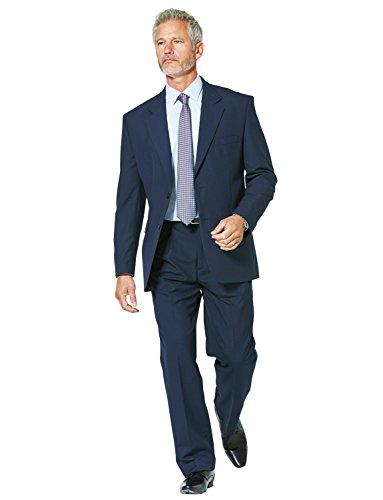 Veste De Tailleur De Hommes Bleu