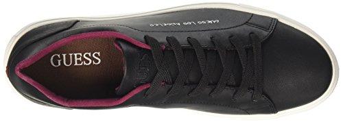 Guess Active Man, Baskets Homme Noir (Black)