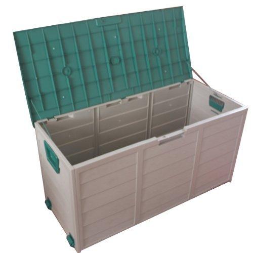 Contenitori Per Esterni In Plastica.Kms Foxhunter Contenitore In Plastica Da Esterni Con Coperchio E
