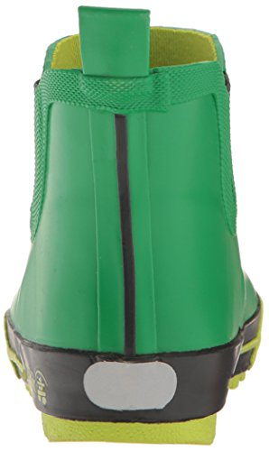 Kamik Unisex-Kinder Rainplaylo Gummistiefel Grün (Green/Vert)