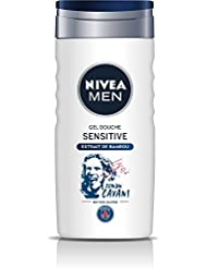 Nivea Men Gel Douche Sensitive Peau Sensible 3en1 2x250 ml