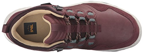 new style 93b95 35776 ... caoba Hombre Caminar Wp Verde Teva Lux Zapatos Mah Púrpura Arrowood  Bajo Para 46va6f ...