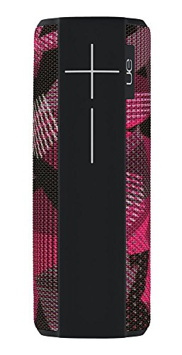 Ultimate Ears BOOM 2 Bluetooth Lautsprecher (wasserdichter 360°-Sound), Twilight Magenta (Standard Edition)