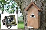 GARDENATURE Nest Box Kamera System Ultra Hi Res 700TVL