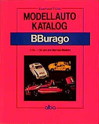 Modellauto-Katalog, Burago