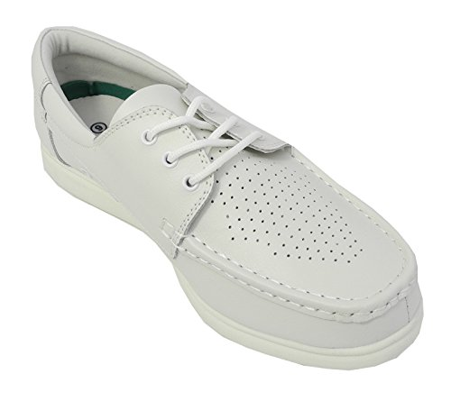 Dek ,  Herren Sneaker Low-Tops Weiß