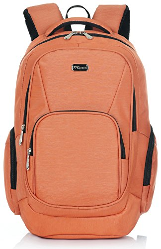 Binlion Taikes Daily Backpack with Lap Top Layer Orange04