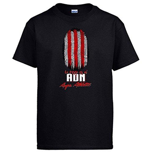 Camiseta lo tengo en mi ADN Athletic fútbol - Negro, L