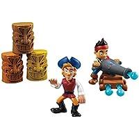 Jake y los piratas - Piratas, set de juego (Mattel Y7818)