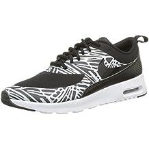 Nike Damen WMNS Air Max Thea Print Sneakers, blau