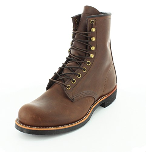 Red Wing Boots - Red Wing Harvester Boots - Amb... Amber