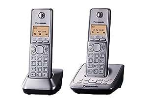 PANASONIC KXTG2722BLM telephones sans fil DECT
