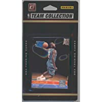 2010 / 2011 Donruss Basketball WASHINGTON WIZARDS Team Set - 12 Cards Including John Wall Rated Rookie Card, Al Thornton, Kirk Hincirh, Josh Howard, Gilbert Arenas, and rookies of Seraphin and Booker