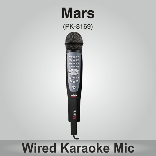 Persang Mars Karaoke System, Black  available at amazon for Rs.5999
