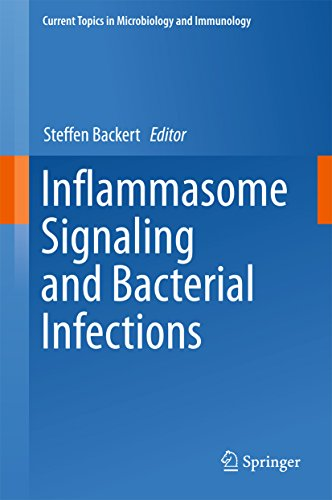 Inflammasome Signaling And Bacterial Infections (current Topics In Microbiology And Immunology Book 397) por Steffen Backert