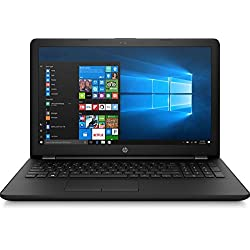 "HP 15-BS093NS - Ordenador portátil de 15.6"" (Intel Celeron N3060, 8 GB de RAM, 500 GB de disco duro, Windows 10 Home) negro - teclado QWERTY español"