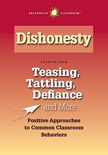 Dishonesty (Teasing, Tattling, Defiance and More Book 9)