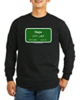 CafePress Napa Long Sleeve Dark T-Shirt