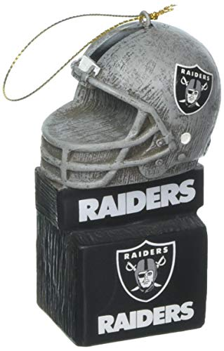Team Sport Amerika 3ot3822mas Oakland Raiders Maskottchen Ornament