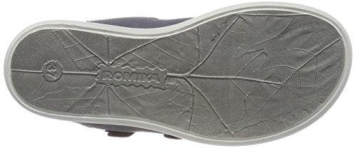 Romika Gomera 05, Sandali Punta Aperta Donna Denim (Jeans)