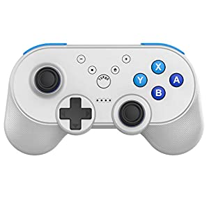 Yocktec Wireless Controller für Nintendo Switch, [NFC-Funktion] [Amiibo-Unterstützung] [HD Rumble Turbo] [Dual Vibration] Bluetooth Controller Gamepad Joystick für Nintendo Switch