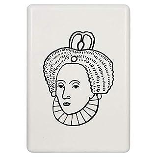 Azeeda 'Queen Elizabeth 1st' Fridge Magnet (FM00020882)