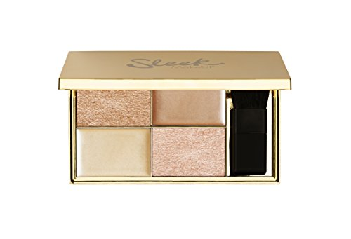 Preisvergleich Produktbild Sleek Makeup Cleopatra's Kiss Highlighting Palette, 1er Pack(1 x 9 g)