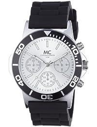 MC Timetrend Damen-Armbanduhr Chronograph Quarz Kautschuk 26887