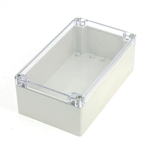 SODIAL(R) Caja de conexion de potencia sellada impermeable 200mmx120mm