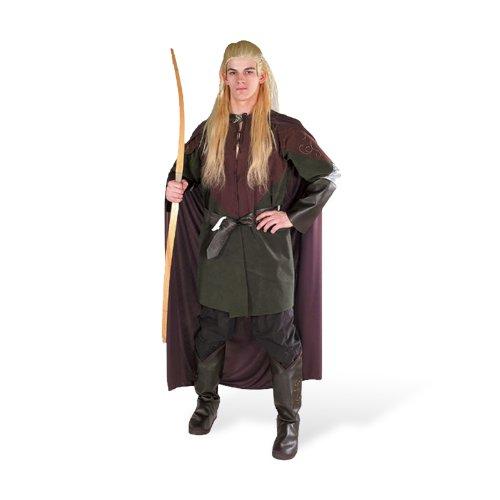 Elben Legolas Kostüm - Herr der Ringe Legolas Kostüm - M-L